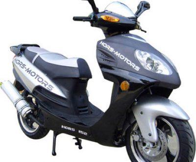 Макси-скутер HORS 152(149,6 куб.см)